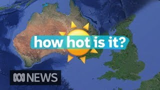 Download Why 25 degrees really is hot in the UK | Did You Know? Video