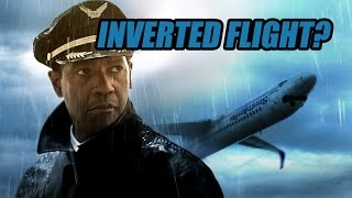 Download Flight Movie: Can an airliner fly upside down? [Simulation] Video
