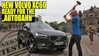 Download 2018 Volvo XC60 SUV at TOPSPEED/ review test on German AUTOBAHN Video