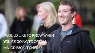 Download Facebook CEO visits Harvard Video