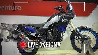 Download Yamaha Ténéré 700 World Raid Concept   EICMA 2017 Video