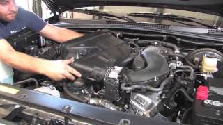 Download Volant Toyota Tacoma Cold Air Intake System Video