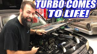 Download We TURBO'D Our Crown Vic In ONE DAY (And A Half)! Video