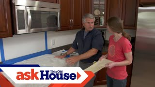 Download How to Install a Simple Tile Backsplash | Ask This Old House Video