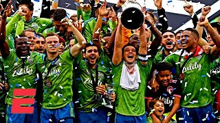 Download Seattle Sounders lift second MLS Cup in 4 years vs. Toronto FC | Major League Soccer Video