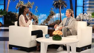 Download Ellen Taught This Fan How to Speak English Video
