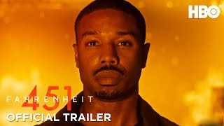 Download Fahrenheit 451 (2018) Official Trailer ft. Michael B. Jordan & Michael Shannon | HBO Video