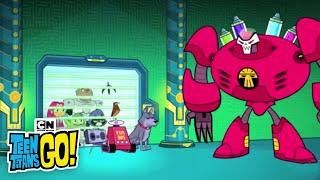 Download Sidekicks to the Rescue I Teen Titans Go! I Cartoon Network Video