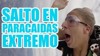 Download SALTO EN PARACAIDAS EXTREMO / Juanpa Zurita Video