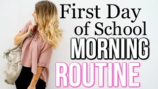 Download MORNING ROUTINE First Day of School Video