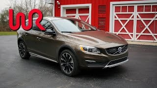 Download 2017 Volvo V60 Cross Country - WR TV POV Test Drive and Review Video