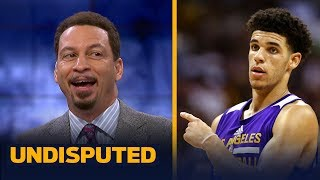 Download Can Lonzo Ball push the Lakers to a playoff spot next season? Chris Broussard answers | UNDISPUTED Video