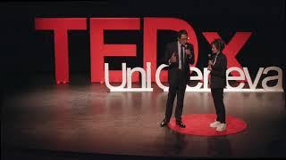 Download Le bon usage de l'audace | Micheline Calmy-Rey & Darius Rochebin | TEDxUniGeneva Video
