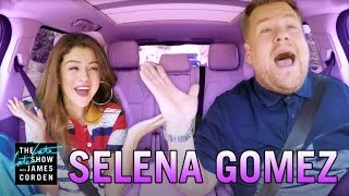 Download Selena Gomez Carpool Karaoke Video