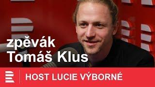 Download Tomáš Klus: Chci, aby byla společnost stejně šťastná jako já Video