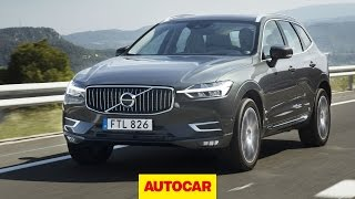 Download Volvo XC60 review | First drive of the new 2017 Volvo XC60 D5 SUV | Autocar Video