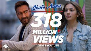 Download CHALE AANA : De De Pyaar De I Ajay Devgn, Tabu, Rakul Preet l Armaan Malik, Amaal Mallik, Kunaal V Video