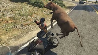 Download Grand Theft Auto V: Spirit Animals - Part 3 Video
