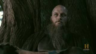 Download Vikings - Ragnar Saying Why He Came Back [Season 5 Official Scene] (4x11) [HD] Video
