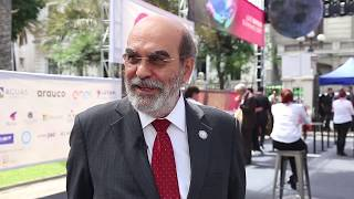 Download Entrevista visita oficial de Graziano da Silva, Director General de la FAO a Chile 2019 Video