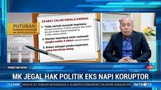 Download MK Jegal Hak Politik Eks Napi Koruptor Video