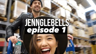 Download JENNGLEBELLS #1 | New Glasses, Cleaning Out The Pantry, & Getting Into Shape Video
