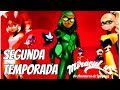 Download Miraculous Ladybug/2DA TEMPORADA/EL NUEVO PORTADOR DEL KWAMI DE LA TORTUGA: NINO/ ¡3 ESPECIALES MÁS! Video