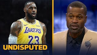 Download Stephen Jackson explains what the Lakers need in order to stay competitive | NBA | UNDISPUTED Video