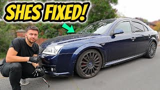 Download Mondeo ST Is Fixed! (Window Motor) Video