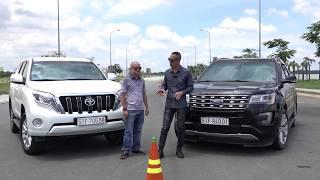 Download Đánh giá so sánh Ford Explorer vs Toyota Prado   Xedoisong.vn Video