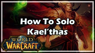Download [World of Warcraft] How To Solo Kael'thas as a Hunter Video