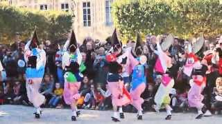Download Awa-Odori Paris 2015 | 阿波踊り パリ Video