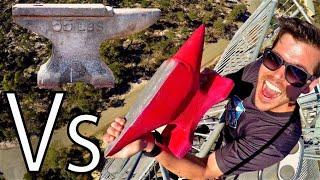 Download ANVIL Vs. ANVIL 45m Drop Test!! Video