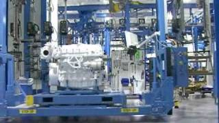 Download Caterpillar Marine Engine Manufacturing Facility in Greenville, SC Video