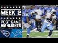 Download Titans vs. Lions (Week 2)   Game Highlights   NFL Video