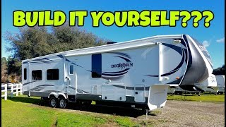 Download Build or Buy a Fifth Wheel? Let's find out! Watch this Video