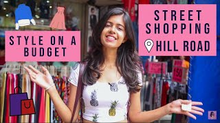 Download Style on a Budget: Hill Road, Mumbai| Sejal Kumar Video