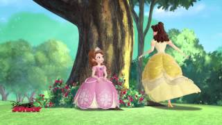Download Sofia The First - The Amulet And The Anthem - Song ft Belle Video