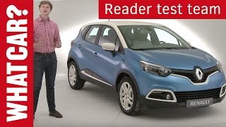 Download What Car? readers review the 2013 Renault Captur Video