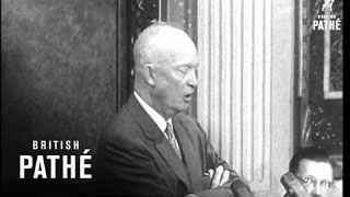 Download Eisenhower Explains About General Lee (1957) Video