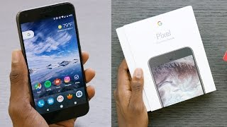 Download Google Pixel Unboxing! (Best Android 7.1 Features) Video