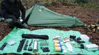Download My Survival Kit + Daypack + Pocket Kit Video