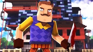 Download HELLO NEIGHBOR IN MINECRAFT! Video