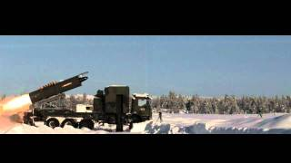 Download Saab RBS15 MK3 Surface to Surface Missile Video