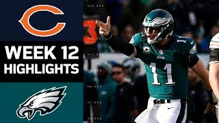 Download Bears vs. Eagles | NFL Week 12 Game Highlights Video