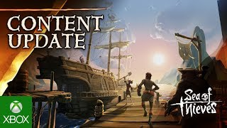 Download Sea of Thieves Technical Alpha Update: Smooth Sailing Video
