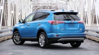 Download 2016 Toyota RAV4 review from Family Wheels Video