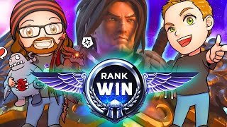 Download RANK WIN | Varian's Violent Visit | MFPallytime & Mewnfare | Heroes of the Storm Gameplay Video