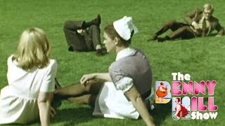 Download Benny Hill - Nurse Watching in the Park (1970) Video
