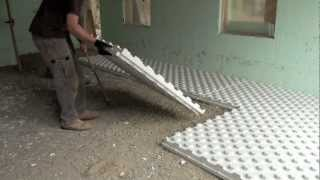 Download Radiant Heat Insulation - Installation Video Video